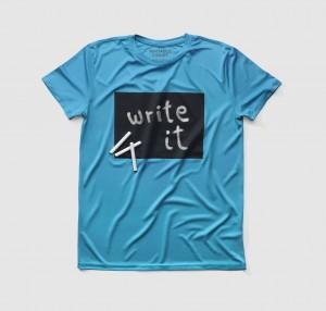 interactief tshirt march design