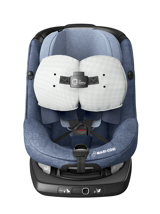 maxi cosi axissfix air airbags