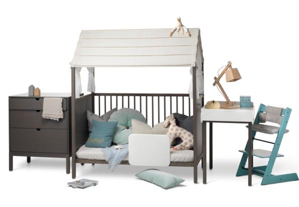 Stokke Home Hazy Grey babytrendwatcher