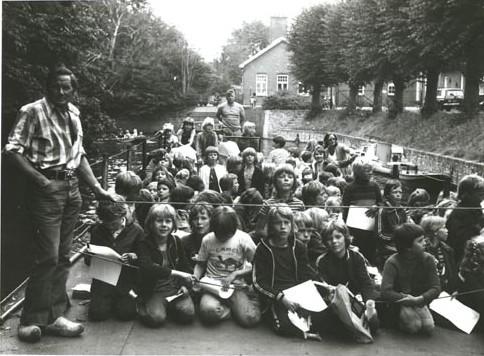 vestingeiland jaren 70