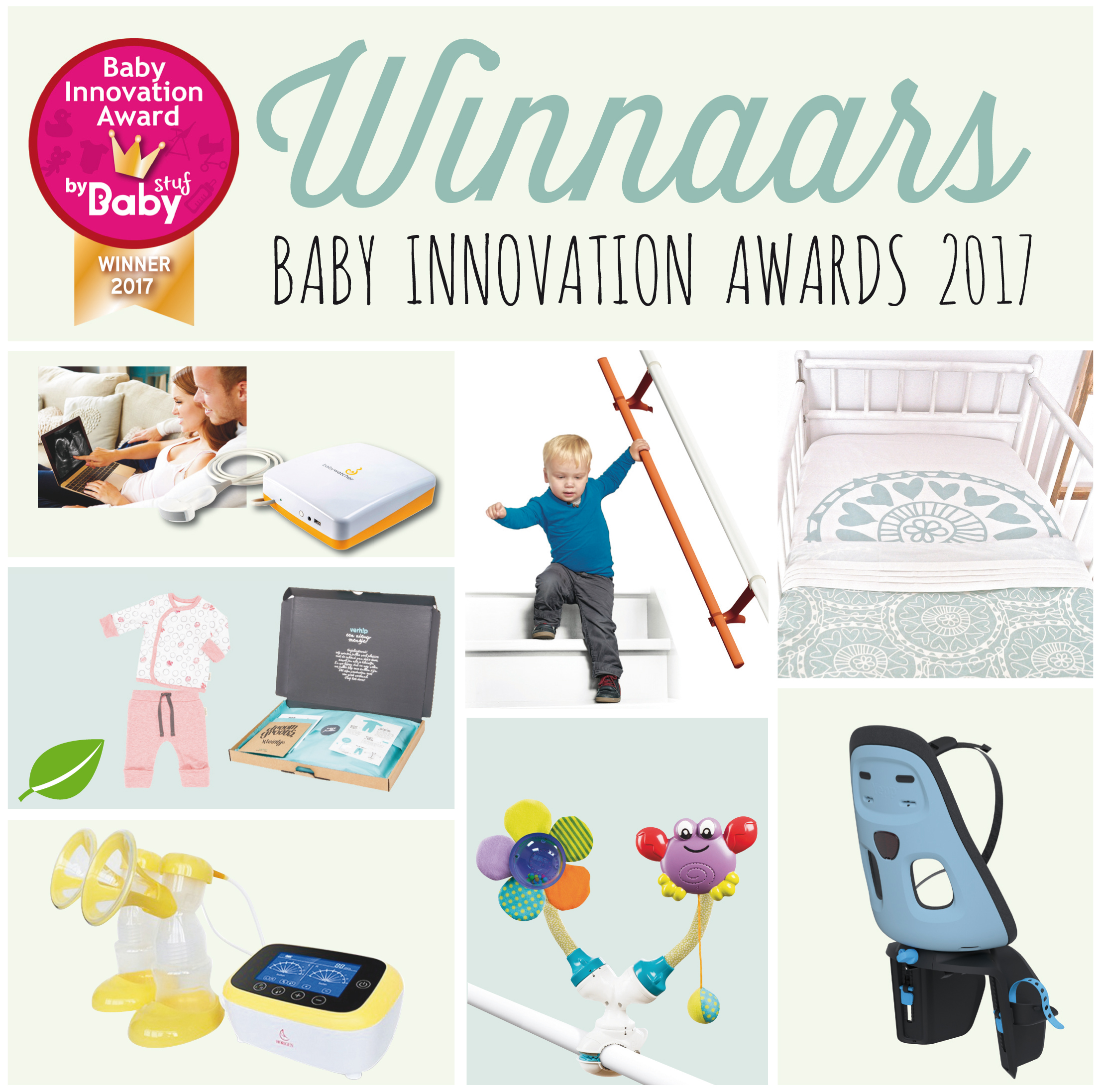 winnaars baby innovation award verkiezing 2017