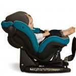 achterwaarts vervoer autostoel babytrendwatcher