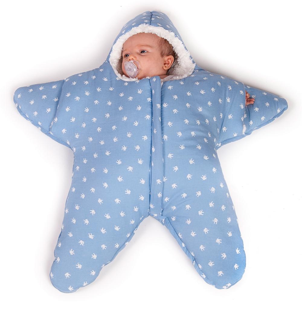 baby bites slaapzak zeester