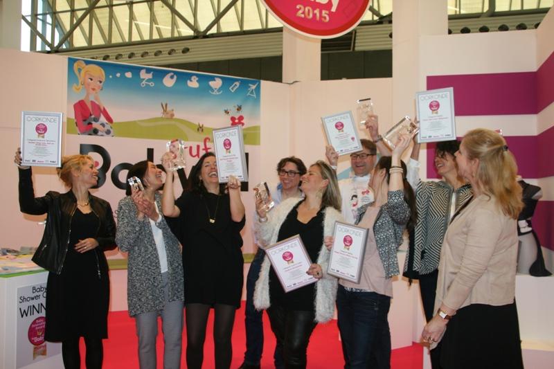 baby innovation award winnaars