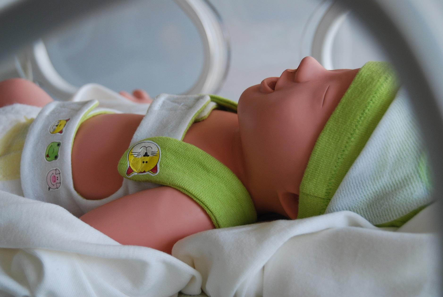 baby trendwatcher Smart-Jacket TU Eindhoven