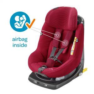 maxi cosi met airbag technologie