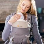 ergonomische babydrager roscon babytrendwatcher
