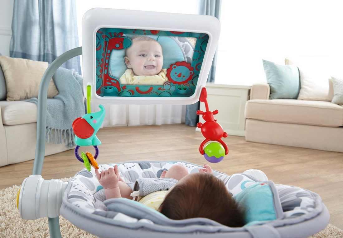 FisherPrice Ipad ApptivitySeat Newborn to Toddler babytrendwatcher