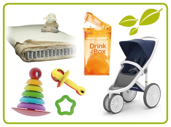 Green award baby innovation award