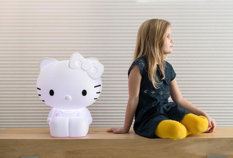 hello kitty designerlamp kinderkamer