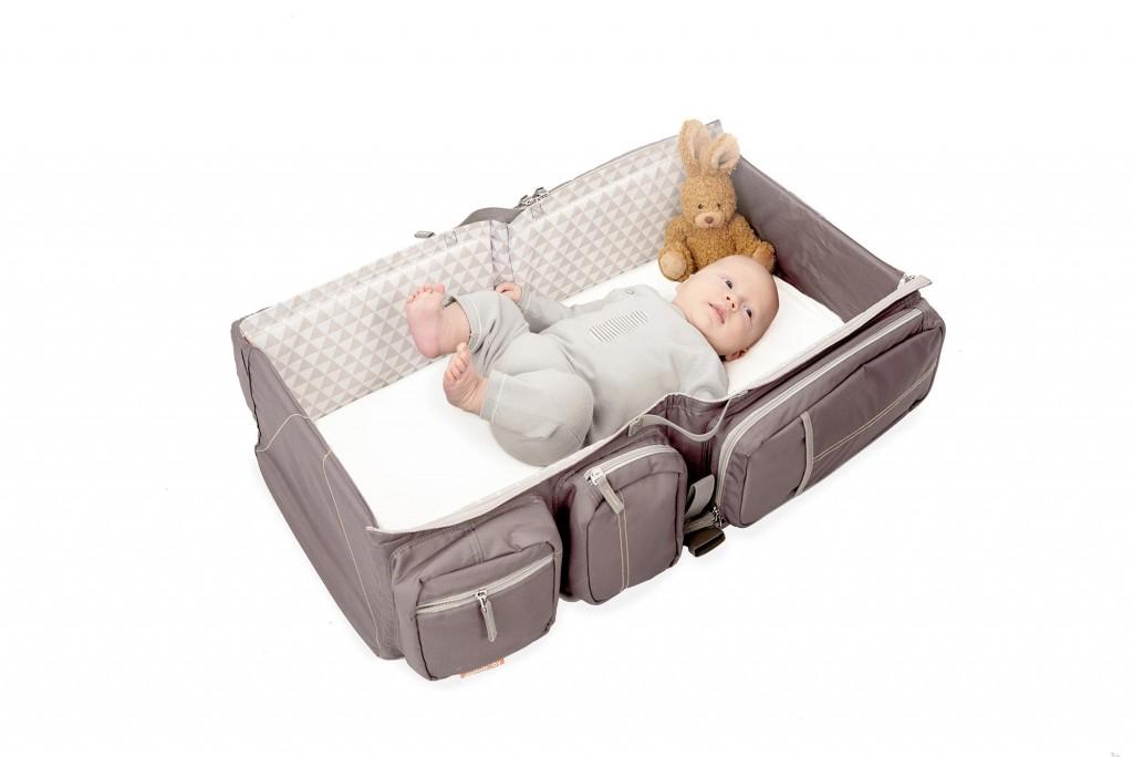 luiertas en wieg deltababy (3)