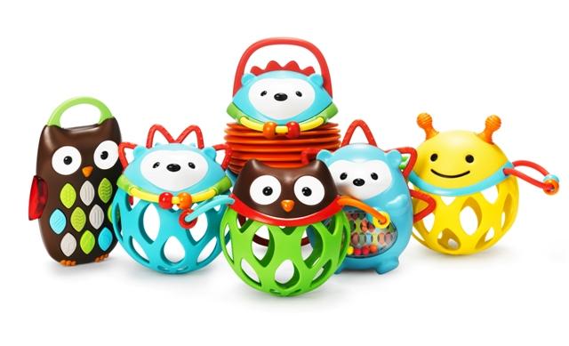 skip hop baby speelgoed