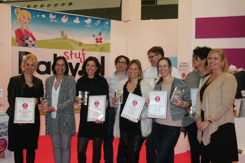 uitreking baby innovation award