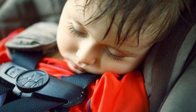 anti abandon law italy car seats