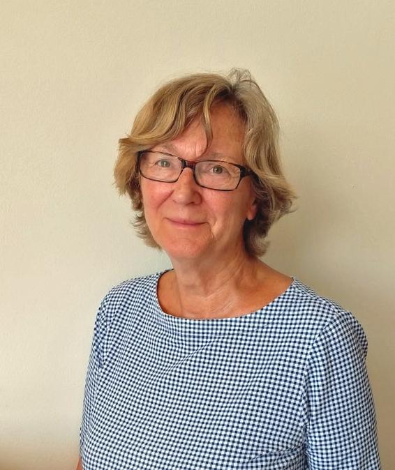Tineke van Westerop, kinderfysiotherapeut
