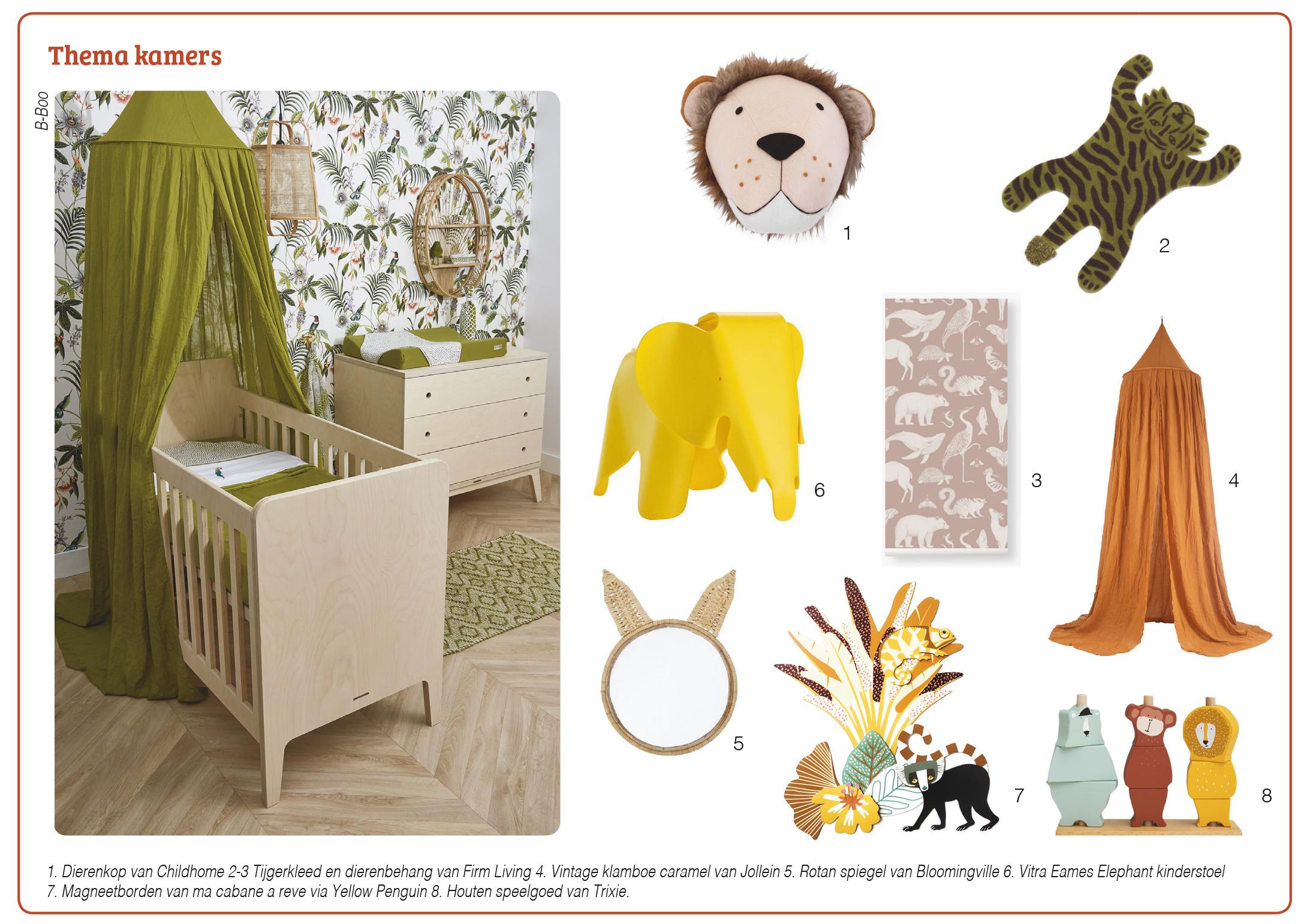 babyroom trends 2021 theme