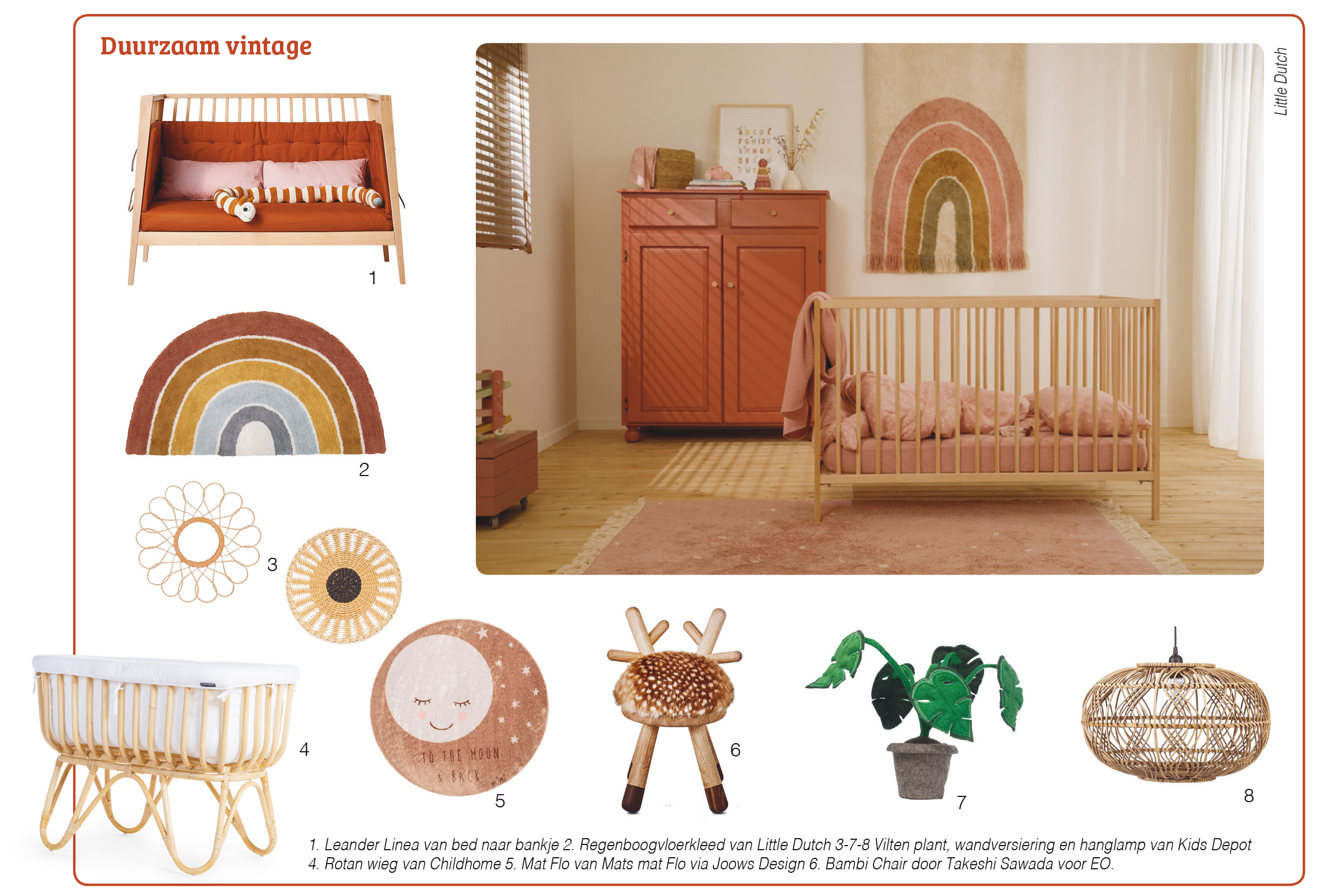 design trends babyroom 2021 vintage