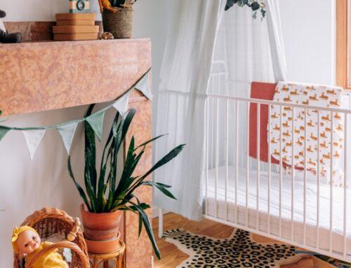 Interior design trends for the nursery