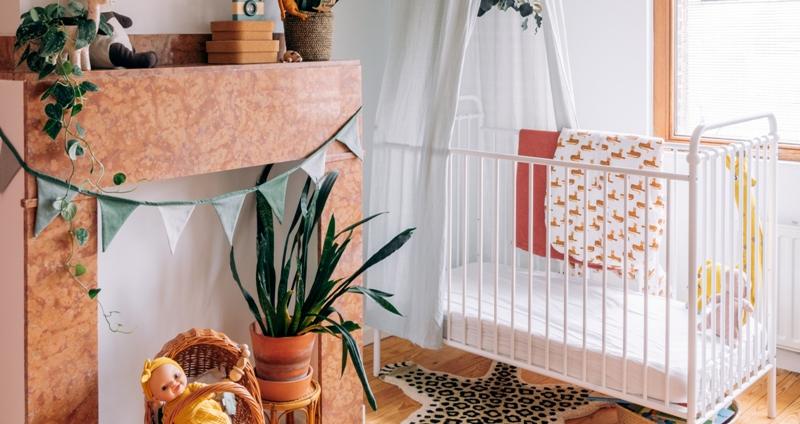 baby room design trends 2021